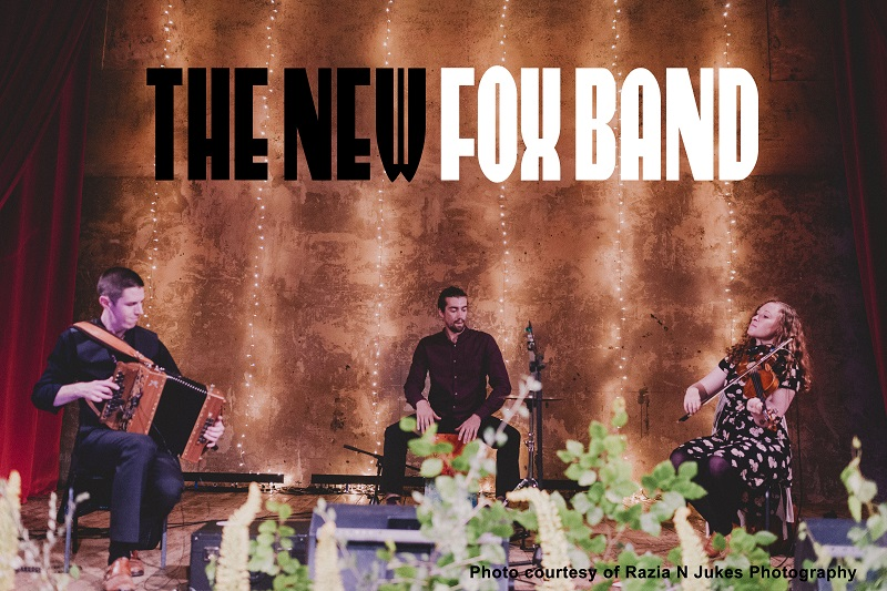 THE NEW FOX BAND